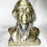 "President Thomas Jefferson 5"" brass"