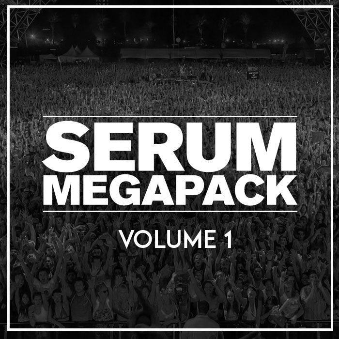 Serum All-In-One Megapack - 600+ Presets
