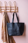 Musa 100% Recycled Handbag in Black