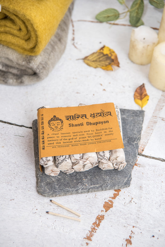 Shanti Dhupayan Natural Incense Powder