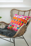 Buito Vintage Peruvian Cushion Cover