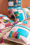 Anastazie Patchwork Cushion Cover