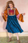 Myrtle Traditional Afghani Vintage Dress