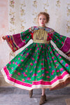 Ida Traditional Afghani Vintage Dress
