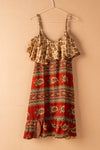 Recycled Silk Short Sleeveless Dress - large - 27