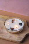 Wild Berry Cassis Scented Candle
