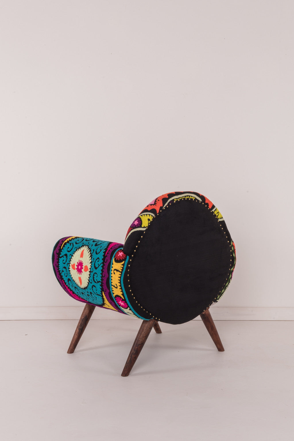 ... Neon Aztec Embroidered Nest Chair ... & Neon Aztec Embroidered Nest Chair u2013 Ian Snow Ltd