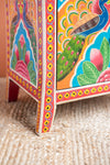 Sisika Hand Painted Bedside Cabinet