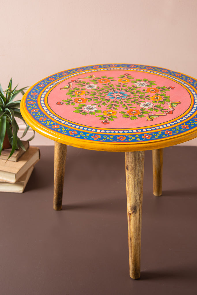 Joya Hand Painted Table