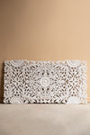 Large White MDF Head Board