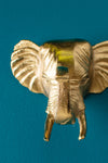 Gold Finish Elephant Hook