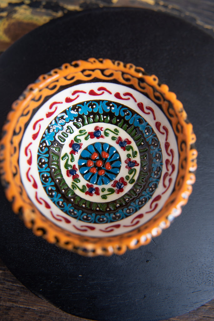 Hand Painted Turkish Small Bowl