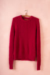 Glo's Day Glow 'Fuchsia' Jumper - UK 6-20