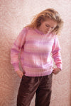 Glo's Day Glow 'Candy Floss' Jumper - UK 6-8