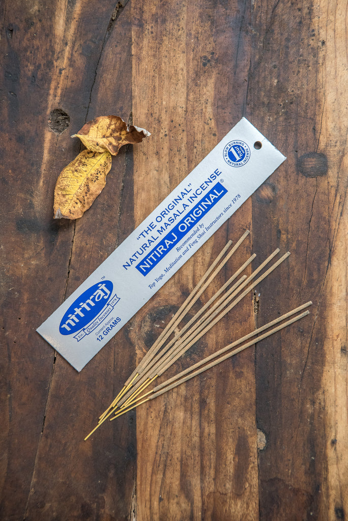 Nitiraj Original Incense