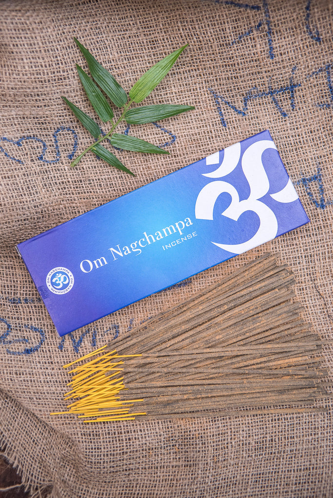 Om Nagchampa Incense - 100gm
