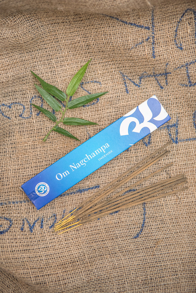 Om Nagchampa Incense - 15gm
