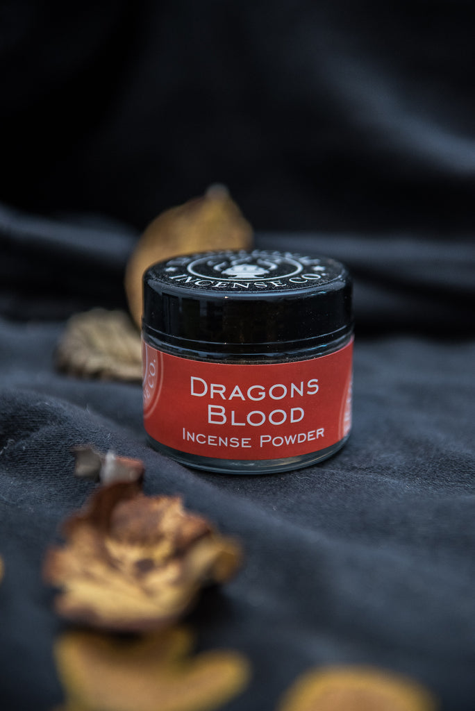 Dragons Blood Incense Powder