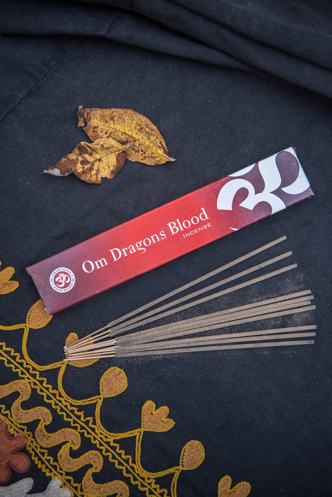 Om Incense - Dragons Blood