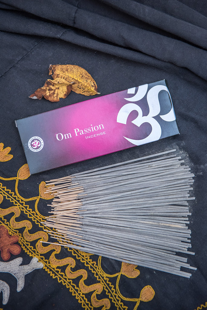 Om Incense - Passion 100g