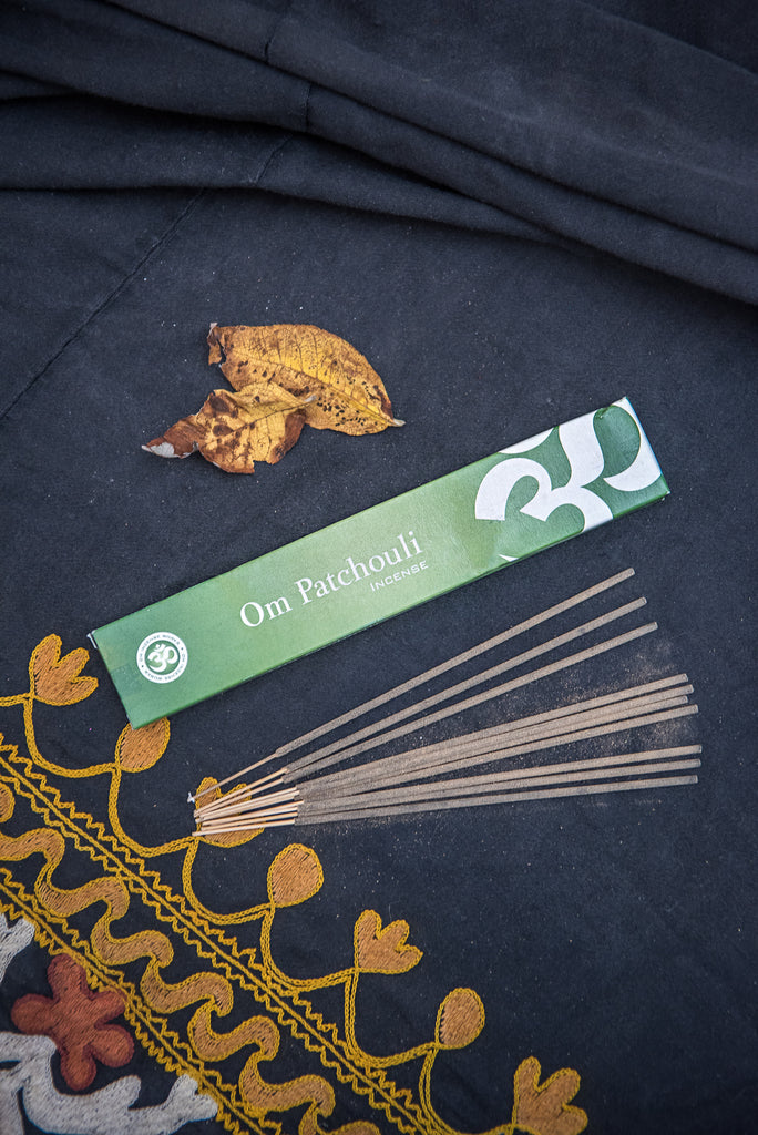 Om Incense - Patchouli