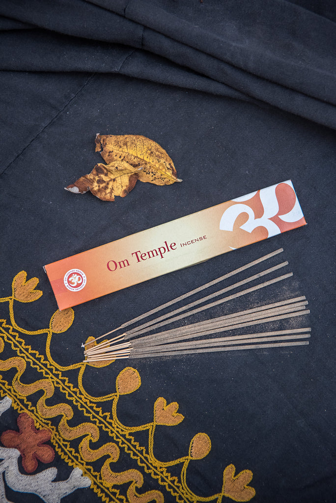 Om Incense - Temple