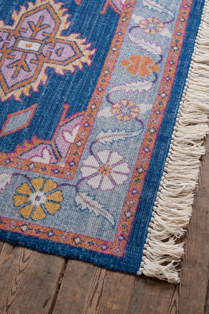 Gabbiano 100% recycled plastic rug