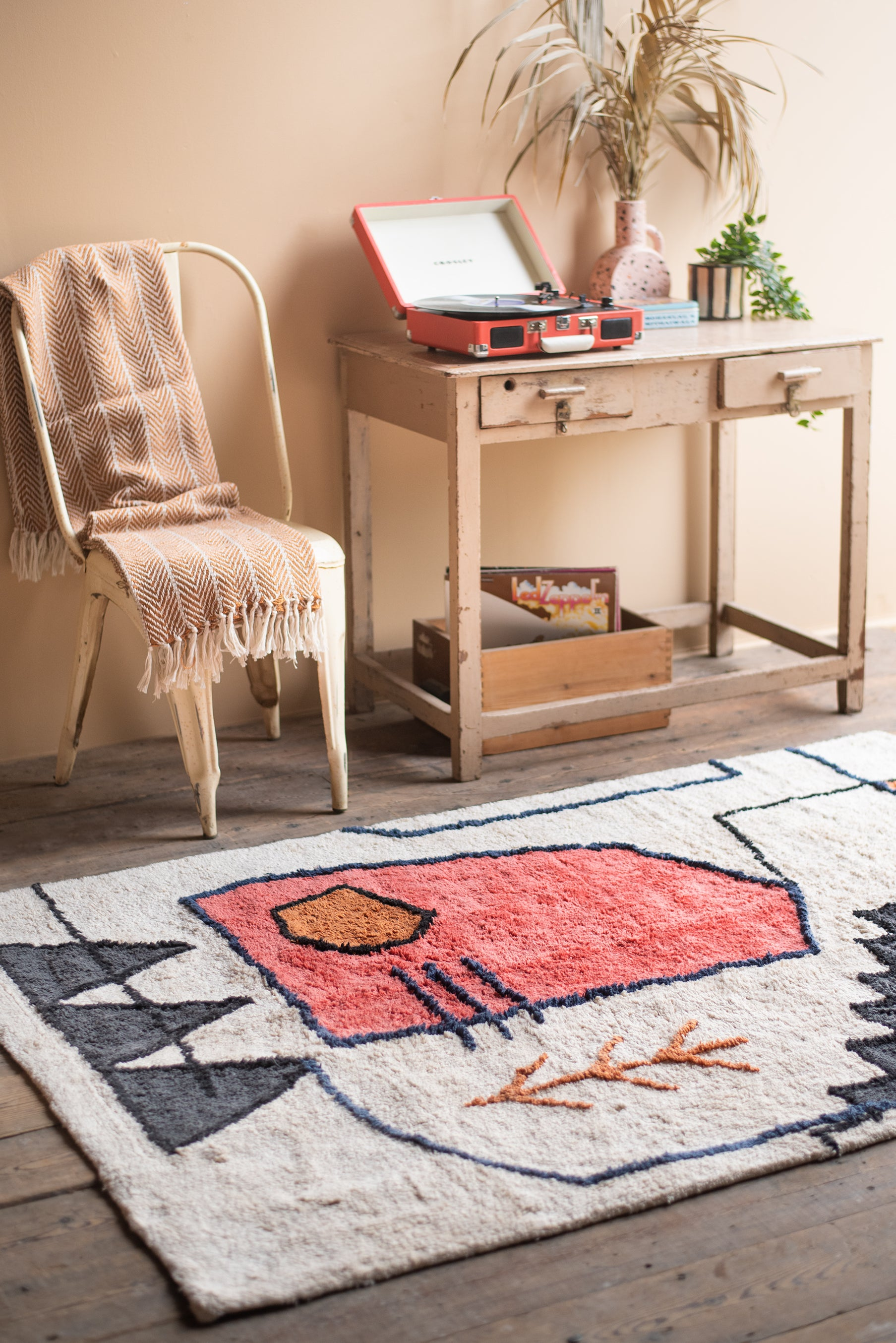 Sienna 100% Recycled Cotton Rug