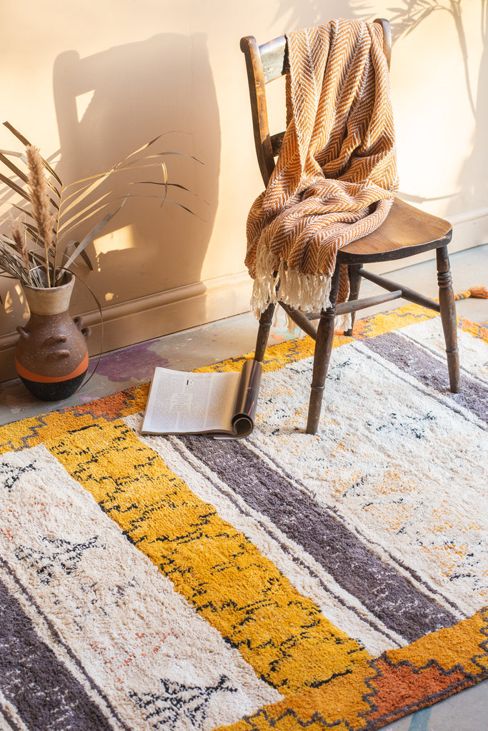 Inca 100% Recycled Cotton Rug