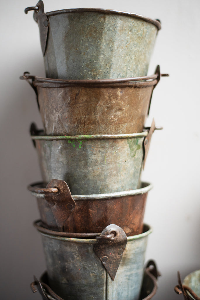 Small Iron Bucket