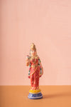 Vintage Indian Sacred Clay Statue - 122