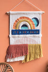 New Dawn Cotton Wall Hanging