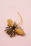 Plastic Free Honey Bee Decoration