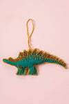 Plastic Free Stegosaurus Decoration