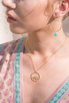 Chetana Eye Necklace