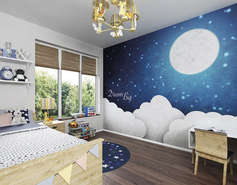 ohpopsi Dream Big Wall Mural