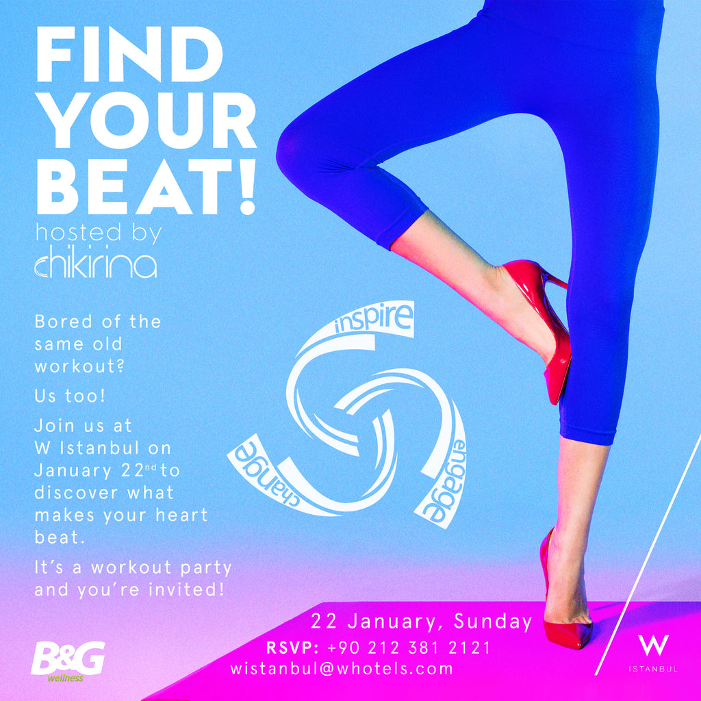 Find Your Beat!
