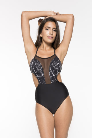 Quickie Swim Top