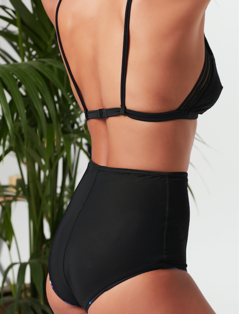 Lola High Waist Swim Bottom