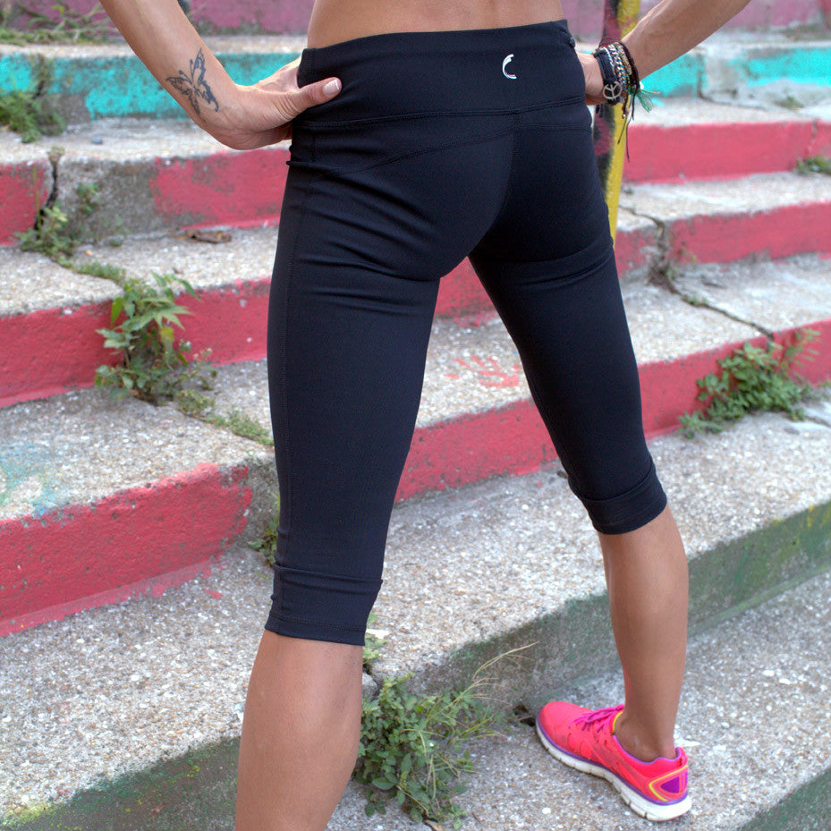 Signature Cropped Legging