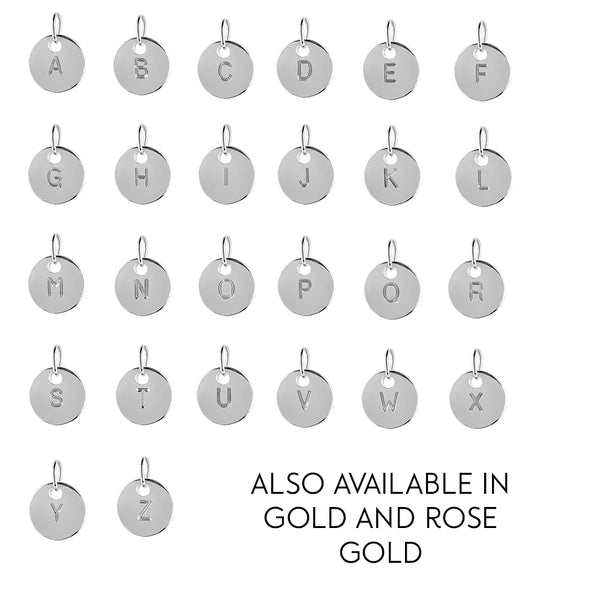 Gold Virgo Zodiac Sign Astrology Charm Necklace - Statement Made Jewellery
