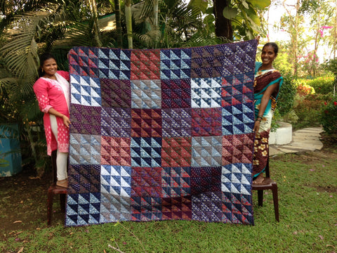 The Kaffe Fassett Quilt and Rugs Collection