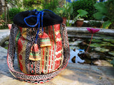 BUCKET BAGS Designed by Tulsi
