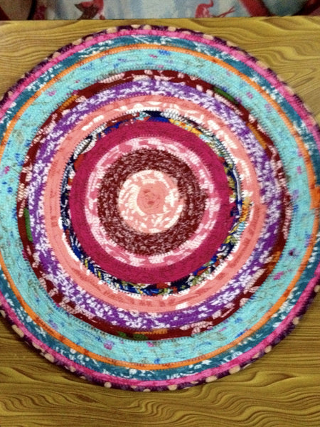 PLACEMAT with MATCHING COASTER, One each