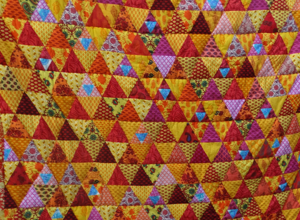 Fruit Salad Quilt Designed by Kaffe Fassett