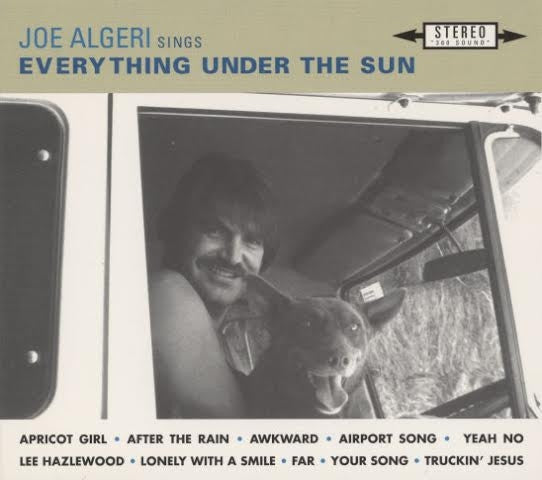 Algeri, Joe - Everything Under The Sun