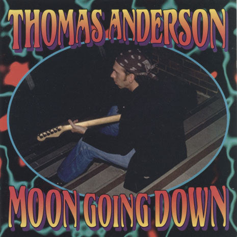 Anderson, Thomas – Moon Going Down