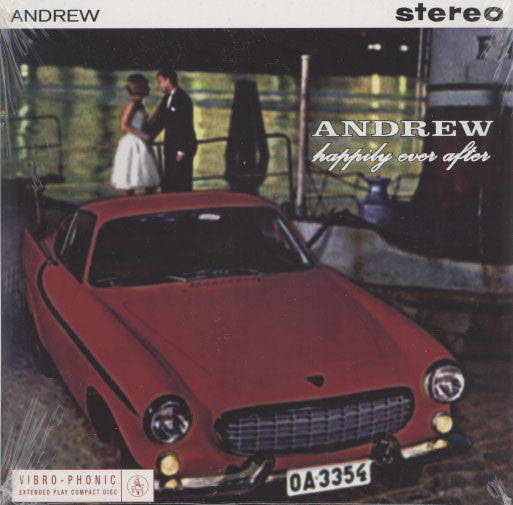Andrew - Happily Ever After