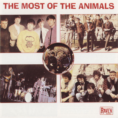 Animals – Most Of The Animals