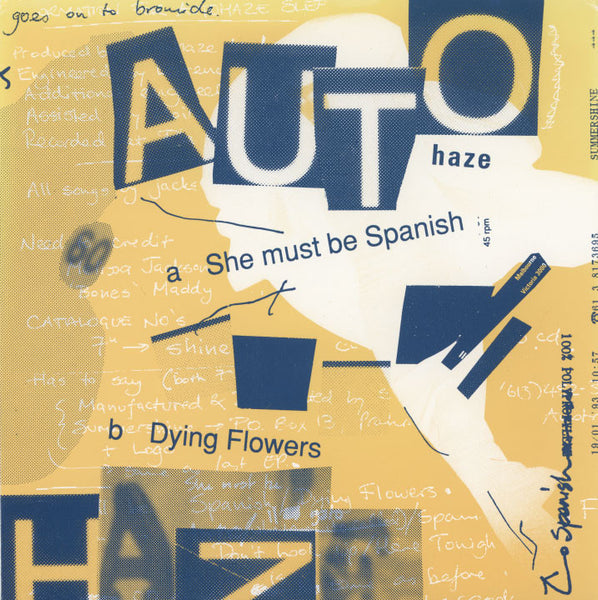 Autohaze – She Must Be Spanish